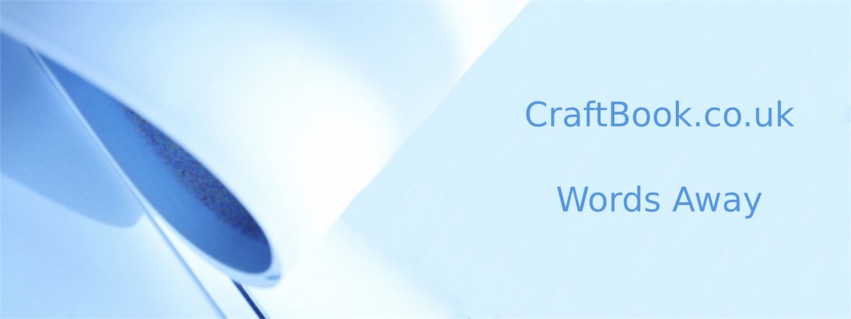 About CraftBook - Content Writer